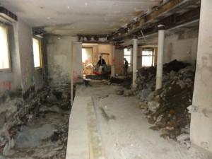Fassadensicherungsarbeiten